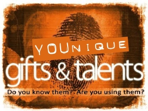 talents and gifts